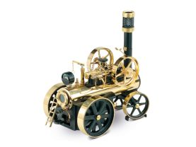 Wilesco Steam Locomobile D430.Free UK delivery !  £357.00